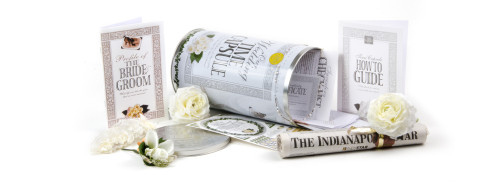 Wedding Time Capsule Set with Extras