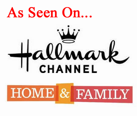 As Seen on Hallmark Channels Home and Family TV Show