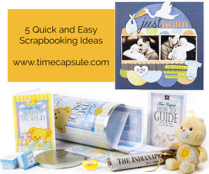 5 Quick and Easy Scrapbooking Ideas