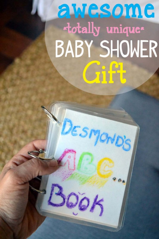 top 5 unique baby shower gifts