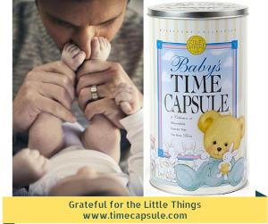 Baby Time Capsule Preserve Memories