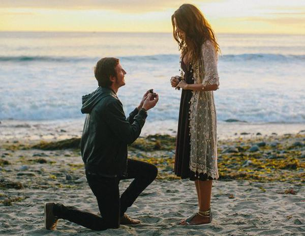Planning the perfect marriage proposal
