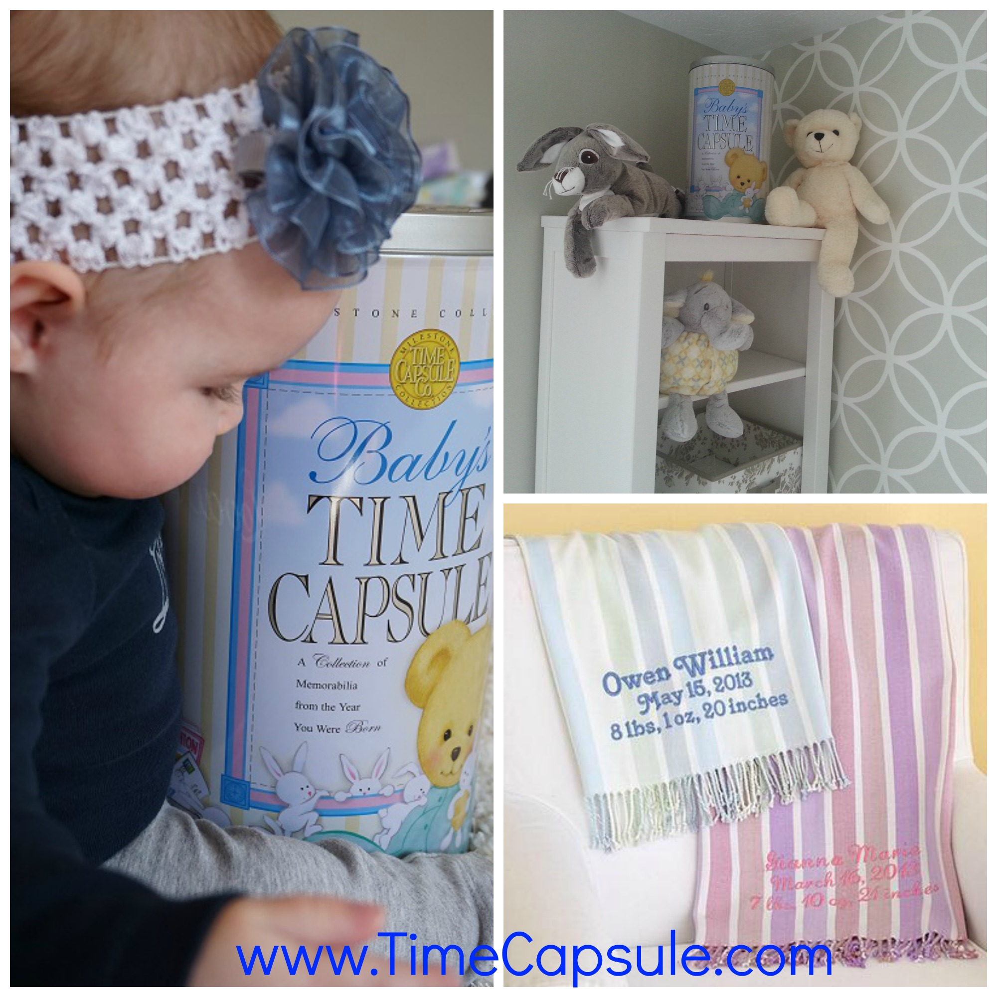 New Baby Gift Ideas Mumsnet : Newborn baby gift ideas time capsule company