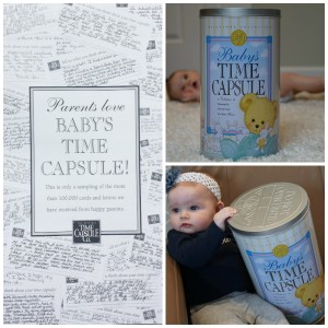 Baby Time Capsule Reviews