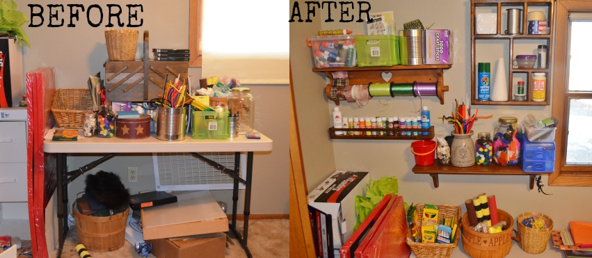 Organize Your Crafting Space Time Capsule Company