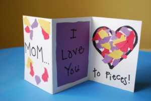 Best Homemade Mother's Day Gifts - Card