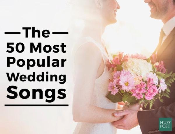 Memorable Wedding Songs
